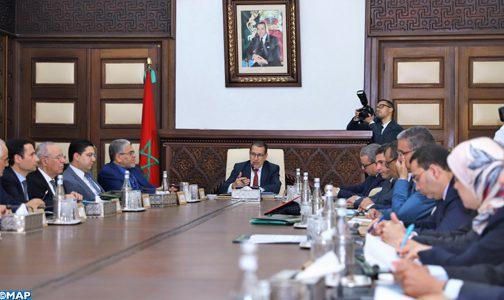 Le Conseil de gouvernement approuve des propositions de nomination à de hautes fonctions