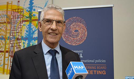OCDE: Le Maroc prend part à la réunion de haut niveau sur le développement
