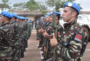 Les Nations-Unies rendent hommage aux Casques bleus marocains