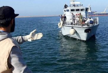 Plus de 60 immigrants clandestins secourus par des garde-côtes libyens