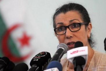 Algérie: la trotskiste Hanoune inculpée pour avoir rencontré Saïd Bouteflika