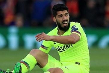 FC Barcelone : blessé au genou, Luis Suárez doit subir une arthroscopie