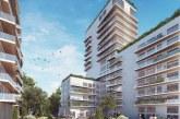 La première tour bioclimatique de 16 étages au cœur de l'éco-cité de Zenata