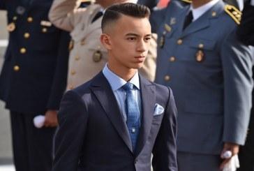 Le Maroc célèbre le 16è anniversaire de SAR le Prince Héritier Moulay El Hassan