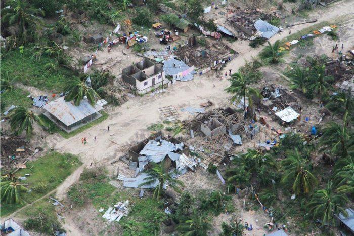 Cyclone Kenneth : au moins 41 morts et près de 38.000 maisons détruites au Mozambique