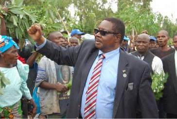 Malawi: Le président Mutharika remporte l'élection présidentielle