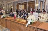 Le Roi Salmane appelle la communauté internationale à faire face à la menace iranienne