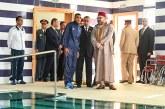 SM le Roi inaugure la section régionale du Centre National Mohammed VI des Handicapés
