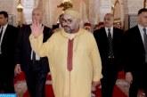 SM le Roi accomplit la prière du vendredi à la mosquée Assalam à Salé