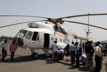 La vérité sur l'hélicoptère intercepté de Managem