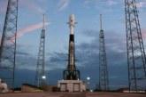 USA: lancement de la première grappe de constellation de satellites par SpaceX