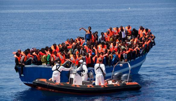 La Marine Royale porte secours à 27 Subsahariens candidats à l'émigration clandestine