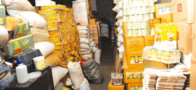 Tanger: saisie de plus de 10 tonnes de produits impropres à la consommation