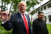Trump relativise l'importance des tirs de missiles nord-coréens