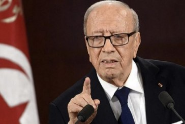Prolongation de l'état d'urgence d'un mois en Tunisie à partir de lundi