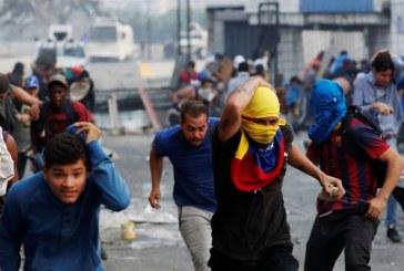Venezuela: Près de 69 blessés lors de manifestations à Caracas