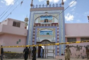 Attentat dans une mosquée au Pakistan: Deux morts et 28 blessés
