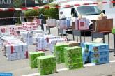 Agadir : saisie d'une importante quantité de cigarettes de contrebande