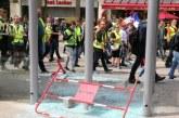 """Gilets jaunes"": vandalisme à Reims"