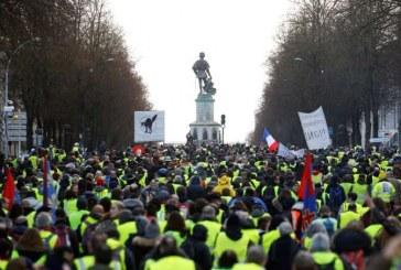 France : le 26ème samedi consécutif pour les «Gilets jaunes»