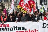 France : grève dans la fonction publique contre un projet de réforme du gouvernement