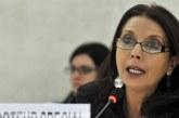 Najat Maalla M'jid nommée Représentante spéciale de l'ONU sur la violence à l'encontre des enfants