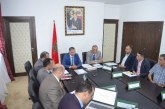 L'ONEE rencontre les élus et les autorités locales de la province d'Al Hoceima