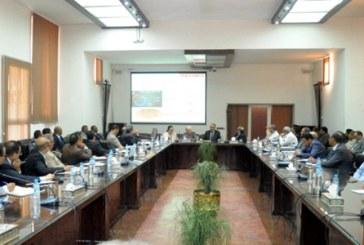 Ramadan: réunion sur la situation de l'approvisionnement des marchés