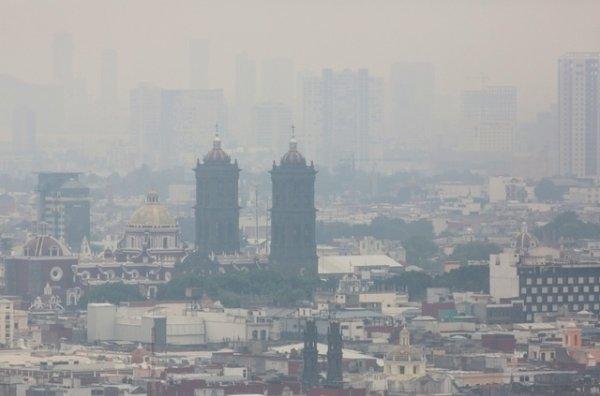 Suspension de l'alerte à la pollution sur la ville de Mexico