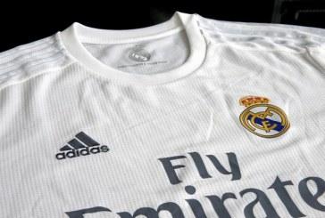 Football: le Real Madrid prolonge avec Adidas jusqu'en 2028