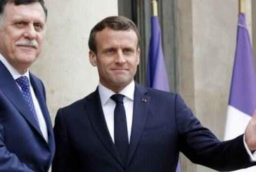 Libye : la France «réaffirme» son «soutien» à Sarraj