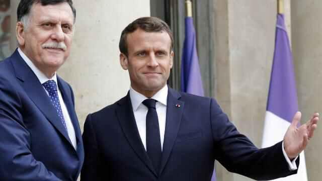 Crise libyenne : le chef du GNA obtient le soutien de la France