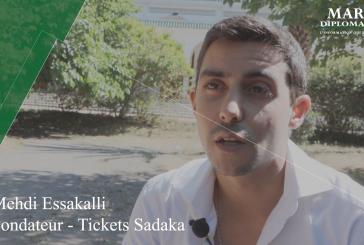Tickets Sadaka, une alternative à l'aumône inventée par un jeune marocain