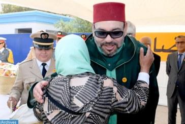 """SM le Roi lance à Rabat l'opération nationale de soutien alimentaire """"Ramadan 1440"""""""