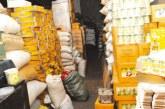 Saisie de 251 tonnes de produits alimentaires impropres à la consommation