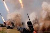 Pyongyang a effectué des tirs de projectiles vers l'est