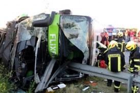 Allemagne : un accident de car fait un mort et plus de 60 blessés