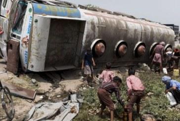 Niger: 55 morts dans l'explosion d'un camion-citerne à Niamey