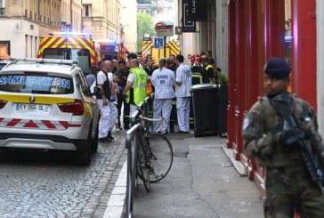 France : Explosion d'un colis piégé à Lyon, plusieurs blessés
