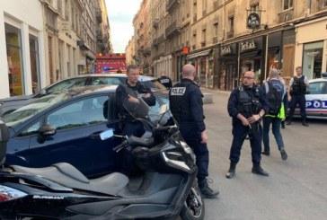 Explosion d'un colis piégé à Lyon : un suspect interpellé