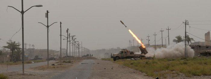 Irak: une roquette atteint la Zone verte à Bagdad