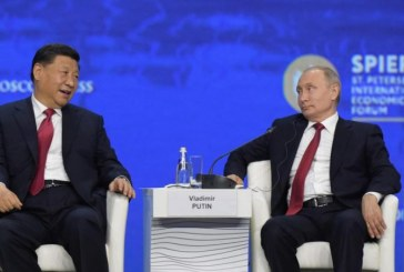 Russie: 650 accords d'un montant de 46,5 millions dollars conclus au Forum international de Saint-Pétersbourg