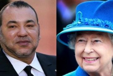 SM le Roi félicite la Reine Elizabeth II à l'occasion de son anniversaire