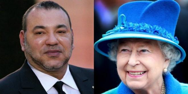 SM le Roi Elizabeth II