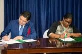 Le Gouvernement de la République du Suriname exprime sa gratitude à SM le Roi