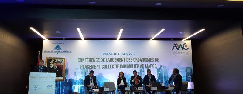 Rabat: Lancement des activités des Organismes de Placement Collectif Immobilier (OPCI)