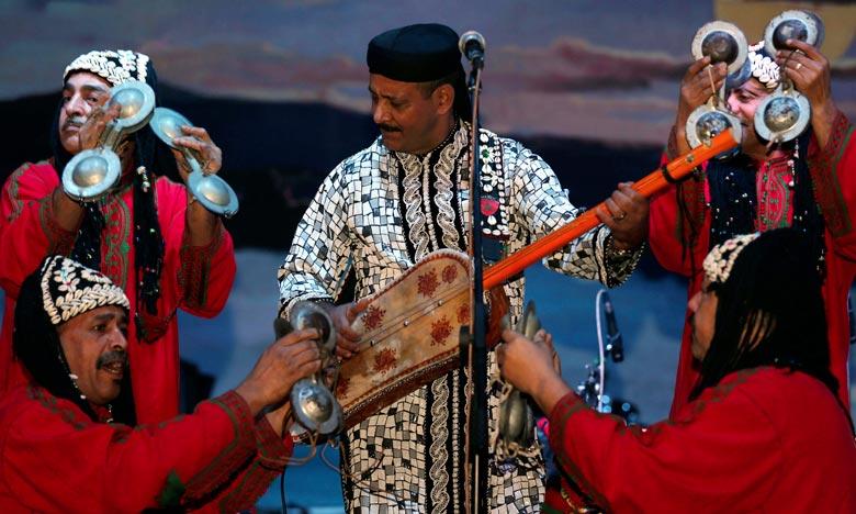 Essaouira: clôture en apothéose du 22ème Festival Gnaoua