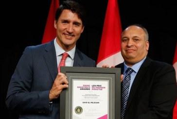 Saïd El Mejdani, l'enseignant marocain qui impressionne les Canadiens