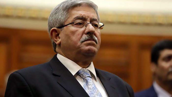 Incarcération de l'ex-Premier ministre Ahmed Ouyahia