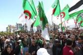 Algérie: seul le drapeau algérien toléré dans les manifestations
